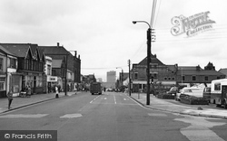 Consett, Front Street 1967
