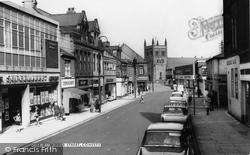 Consett, Middle Street c.1965