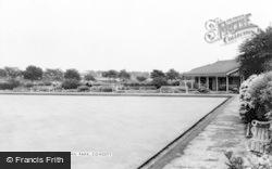 Consett, Sherburn Park c.1965