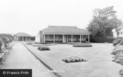 Consett, Sherburn Park, The Pavilion c.1965