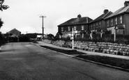 Constantine, Glebe Terrace c1955