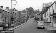 Constantine, Lower Fore Street c1955