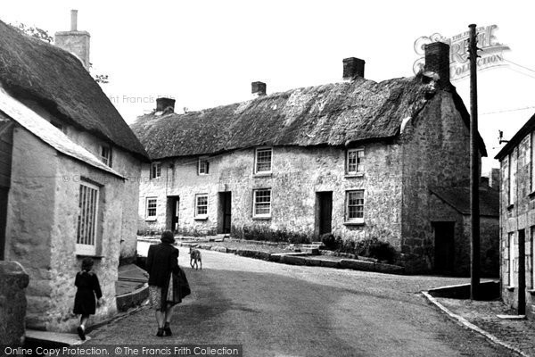 Constantine, the Village c1950