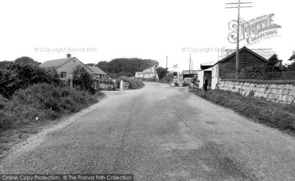 Constantine, Trebarvah Road c1955