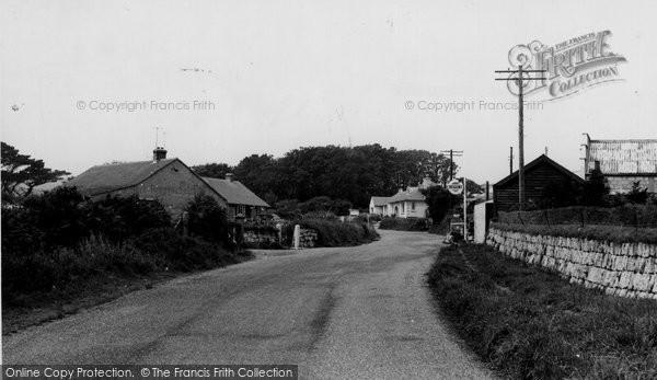 Constantine, Trevarvah Road c1955