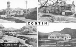 Contin, Composite c.1950