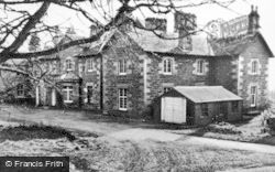 Contin, Coull House c.1935