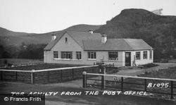 Tor Achilty From The Post Office c.1950, Contin