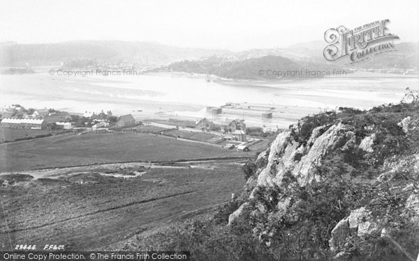 Photo of Conwy, 1891