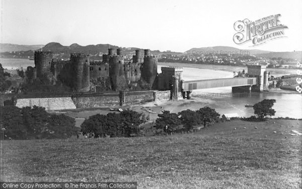 Photo of Conwy, 1940