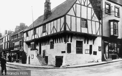 Conwy, Aberconwy House c.1930
