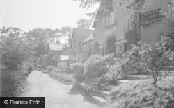 Conwy, Beechwood Court c.1950
