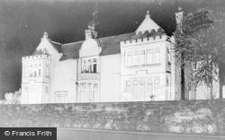 Conwy, Berthlwyd Hall c.1960