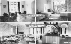 Conwy, Berthlywd Hall Composite c.1960