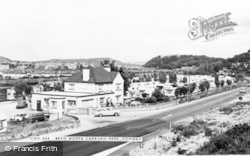 Conwy, Bryn Morfa Caravan Park c.1960