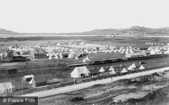 Conwy, Camp 1908