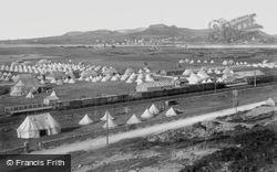 Conwy, Camp And Deganwy 1908