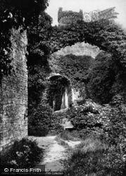 Conwy, Castle 1891