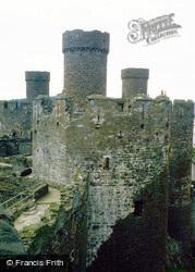 Conwy, Castle 1985