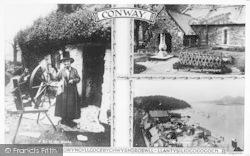 Conwy, Composite c.1936