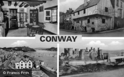 Conwy, Composite c.1950