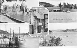 Conwy, Composite c.1960