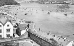 Conwy, Deganwy From The Castle c.1955