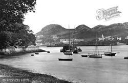 Conwy, Estuary 1913