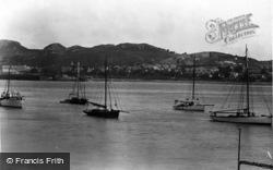 Conwy, Estuary 1933