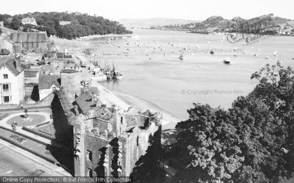 Photo of Conwy, Estuary c.1960