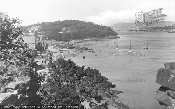 Photo of Conwy, From Castle 1913