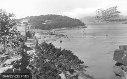 Conwy, From Castle 1913