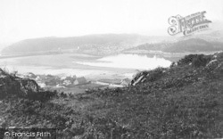 Conwy, From Deganwy 1891