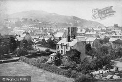 Conwy, From The Castle c.1876