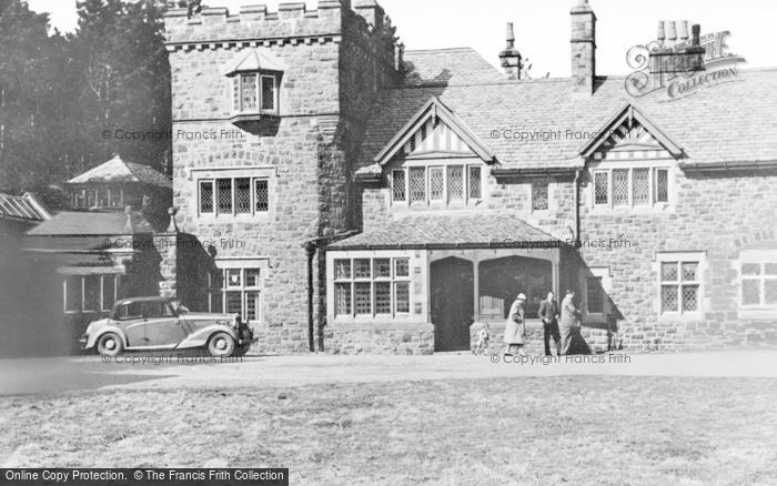 Photo of Conwy, Gorse Hill Country Club c.1960