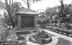 Conwy, Mother Mac's Garden, Beechwood Court c.1950