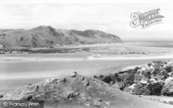 Conwy, Mountain c.1960