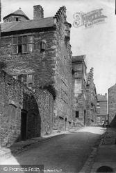 Conwy, Plas Mawr 1892