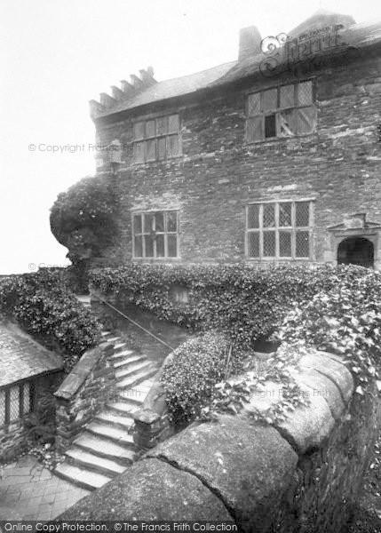Photo of Conwy, Plas Mawr 1933