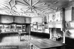 Conwy, Plas Mawr, Reception Room 1898