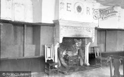 Conwy, Plas Mawr, Reception Room c.1900