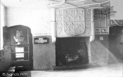 Conwy, Plas Mawr, Wynne Room c.1900