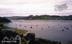 Conwy, River Conwy 1985