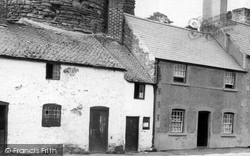Conwy, Smallest House c.1890