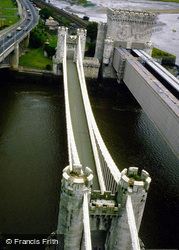 Conwy, The Bridges 1985