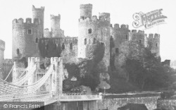 Conwy, The Castle 1906