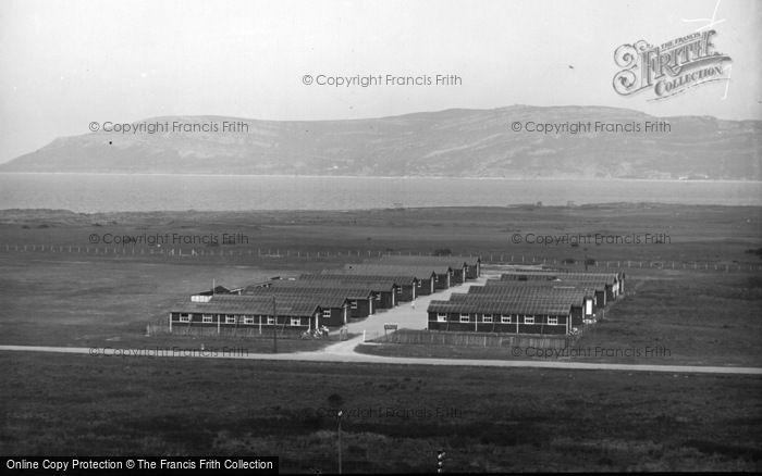 Photo of Conwy, The Holiday Fellowship Camp, The Morfa c.1935