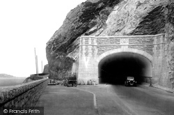 Conwy, The New Tunnel 1933