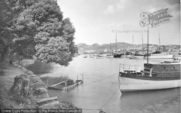 Photo of Conwy, The River 1930