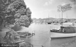 Conwy, The River 1930